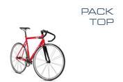 Seguro para bicicletas de Kalibo. Pack Top